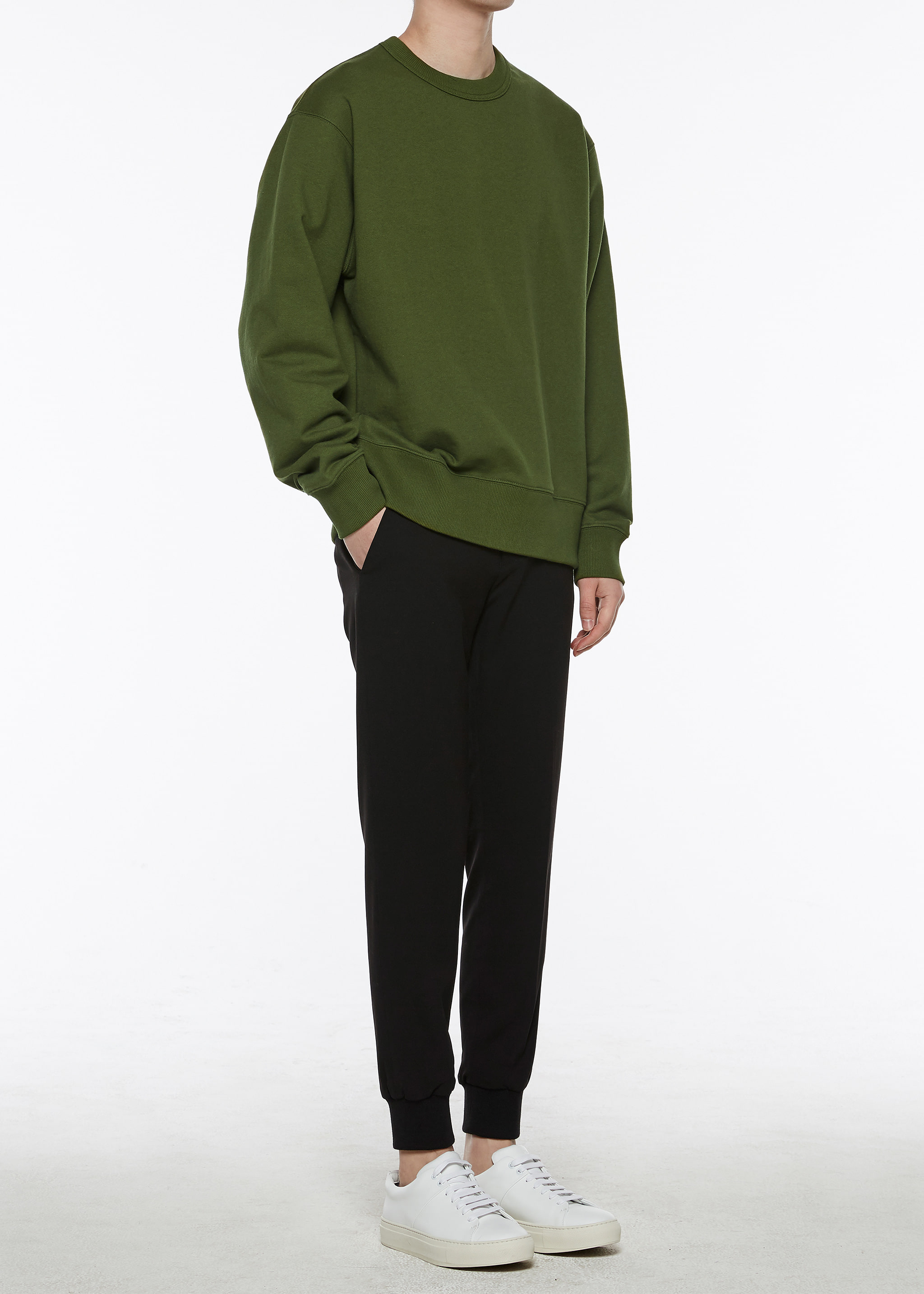 Errday Sweatshirt (Juniper Green)재입고완료