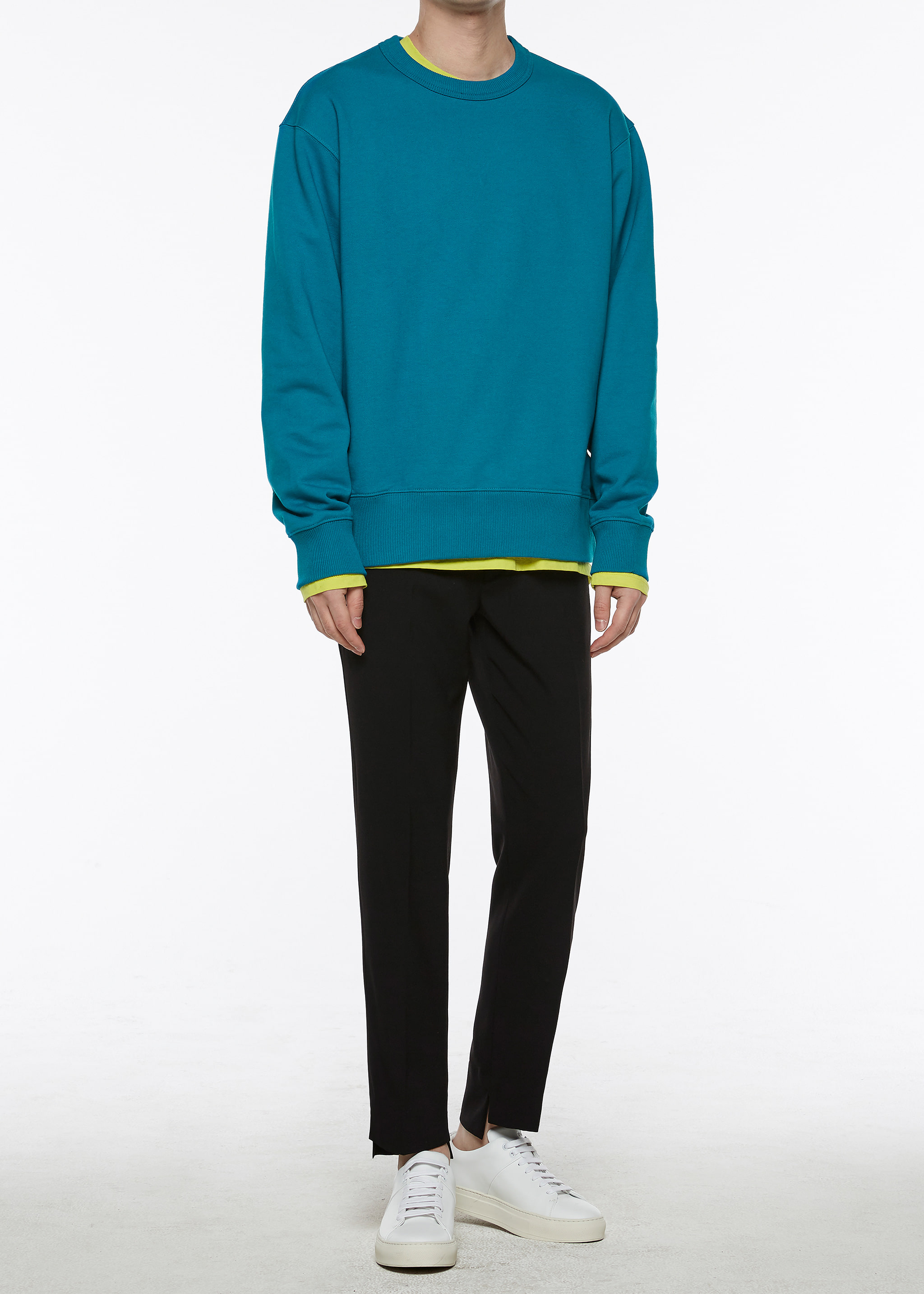 Errday Sweatshirt (Teal Blue)