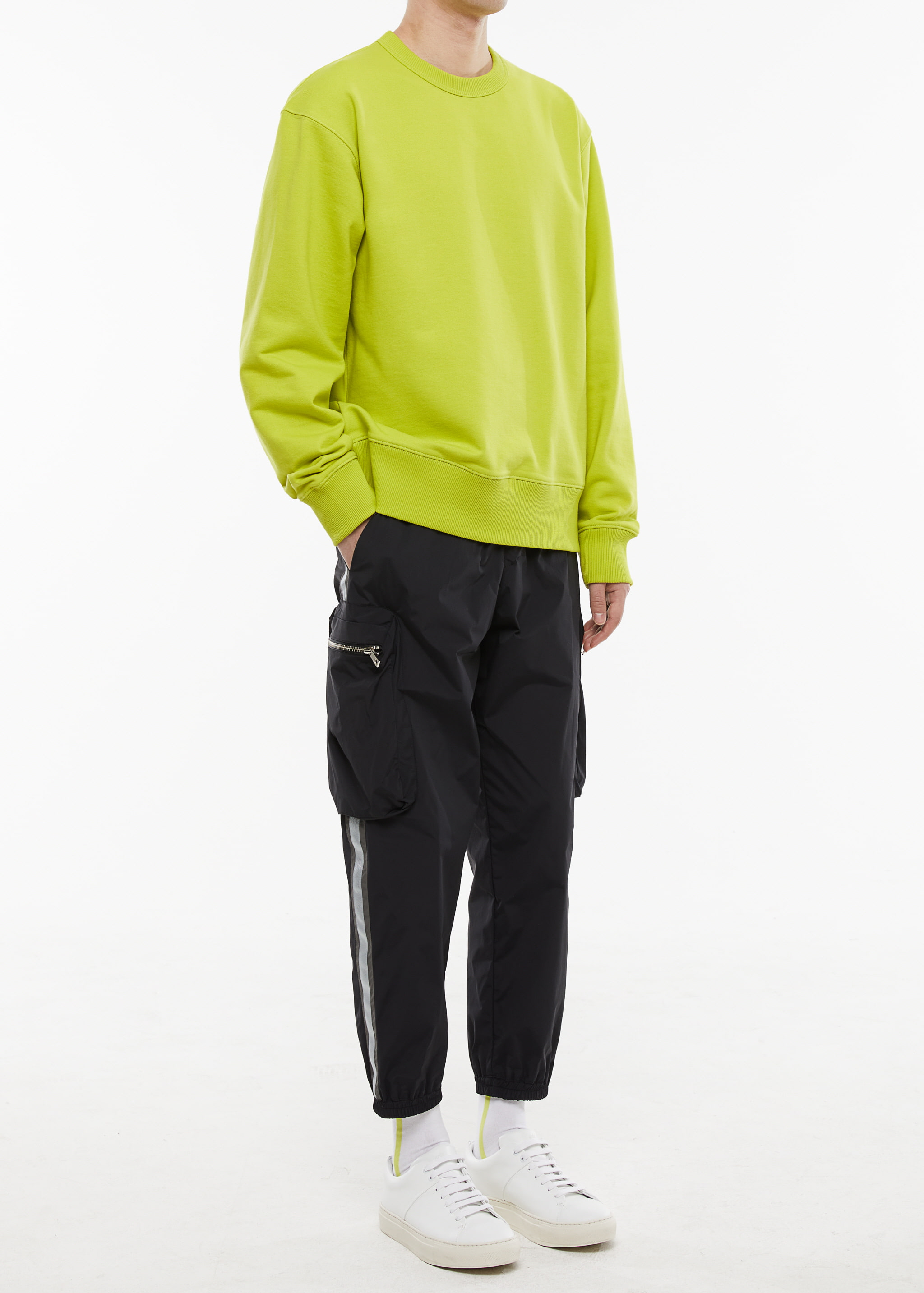 Errday Sweatshirt (Lime)